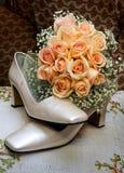 Flores de Weddin Imagens de Stock