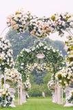 Flores de Weding Imágenes de archivo libres de regalías