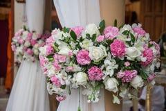 Flores de Weding Fotografía de archivo