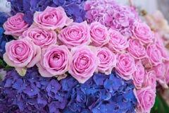 Flores de Weding Imagen de archivo libre de regalías