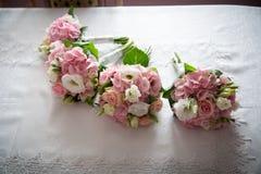 Flores de Weding imagem de stock