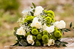 Flores de Weding Imagem de Stock Royalty Free