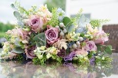 Flores de Weding Foto de archivo