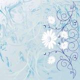 Flores decorativas Foto de Stock Royalty Free