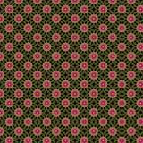 Flores del arte de Op. Sys. Fotos de archivo libres de regalías