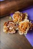 Flores del cordón fotos de archivo