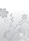 Flores del fondo Fotografía de archivo