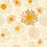 Flores del modelo stock de ilustración