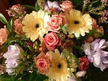 Flores del ramo Fotografía de archivo