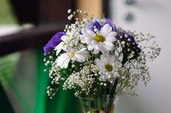 Flores del ramo, inspiración foto de archivo