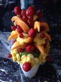 Flores do alimento Fotos de Stock Royalty Free