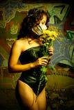 Flores do apocalipse do borne Fotografia de Stock Royalty Free