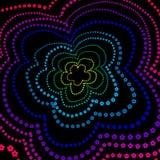 Flores do arco-íris Imagem de Stock