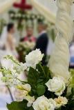 Flores do casamento Imagem de Stock Royalty Free