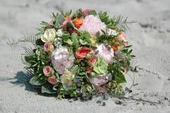 Flores do casamento Fotos de Stock Royalty Free