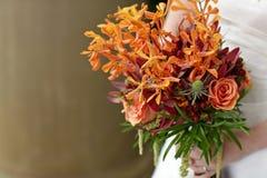 Flores do casamento Imagens de Stock