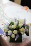 Flores do casamento Fotografia de Stock Royalty Free