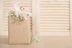 Flores do dia de são valentim Imagem de Stock Royalty Free