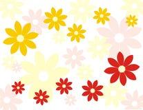 Flores do fundo Fotos de Stock