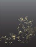 Flores do fundo ilustração royalty free