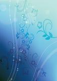 Flores do fundo Fotografia de Stock Royalty Free