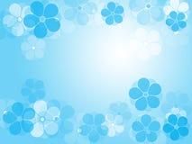 flores do inverno Foto de Stock