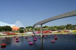 Flores do mundo de Disney imagens de stock royalty free