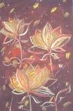 Flores do outono Foto de Stock