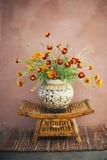 Flores do zen fotografia de stock royalty free
