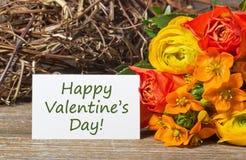 Dia do ` s do Valentim fotos de stock