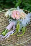 Flores e ramalhete Fotos de Stock Royalty Free