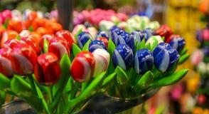 Flores em Amsterdão Foto de Stock Royalty Free