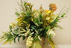 Flores em um vaso Foto de Stock