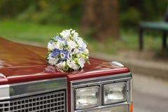 Flores en capo imagen de archivo libre de regalías
