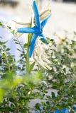 Flores en fondo natural fotografía de archivo