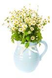 Flores en un florero imagenes de archivo