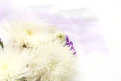 Flores fúnebres Fotografía de archivo libre de regalías