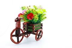 Flores falsificadas para a decoração interior Fotografia de Stock