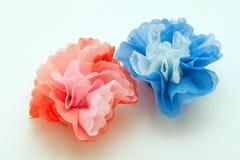 Flores feitas do craftwork de papel imagens de stock royalty free