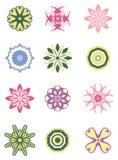 Flores - flores Imagem de Stock
