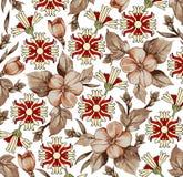 Flores. Fundo bonito com flores. Fotos de Stock