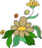 Flores hermosas Libre Illustration