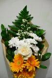 Flores hermosas del ramo fotografía de archivo
