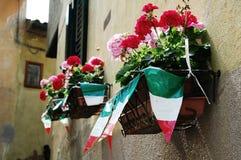 Flores italianas foto de stock