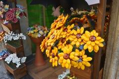 Flores italianas del caramelo Imágenes de archivo libres de regalías