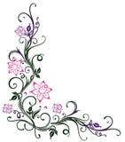 Flores, mola Fotografia de Stock
