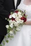 Flores nupciais Fotografia de Stock Royalty Free