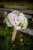 Flores nupciais Foto de Stock Royalty Free