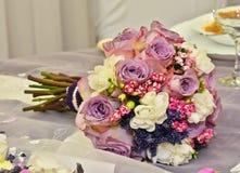 Flores nupciales Fotos de archivo