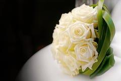 Flores nupciales Fotos de archivo libres de regalías